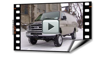 Check out our 4x4 Vans in action