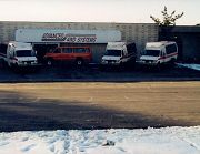 Ford 4x4 Shuttle Buses