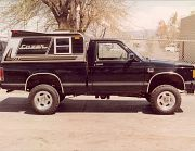 4x4 Chev S-10 Conversion