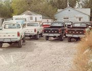 4x4 Ford Courier Conversions